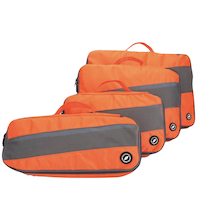 Provisorische Bilder Packing Cubes Orange